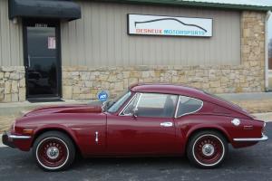 1971 TRIUMPH GT6 MARK3
