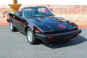 1980 Triumph TR7 Spider 5 Speed Fully Restored To Show Condition