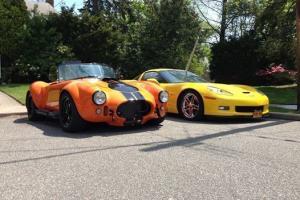 Backdraft Racing Cobra – Factory Built   Jack Roush Edition
