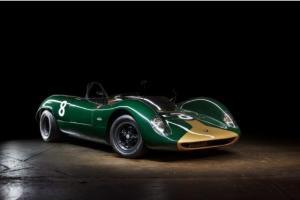 1966 Brabham BT8, 1 of 12 Manufactured, FIA Hertigage Certificate