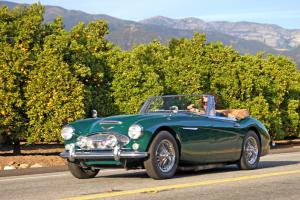 1965 Austin Healey 3000 MKIII BJ8 - Original California Numbers Matching Example