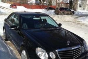 Mercedes-Benz : E-Class Avant Garde