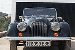 morgan 4/4 1972 LEFT HAND DRIVE