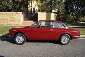 1974 GTV 2000 2 DOOR 4 CYL COUPE WITH 78K ACTUAL MILES - RUST FREE ARIZONA CAR!