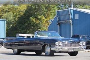 1960 Blue! Convertible Power Top PW PS PB One owner Restored No Rust Collector