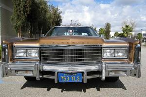 CADILLAC ELDORADO  el dorado CALIFORNIA RUST FREE classic original car