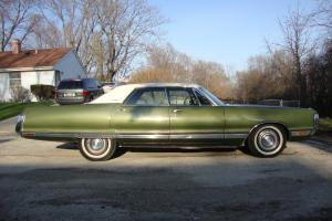 1972 Chrysler New Yorker. No reserve