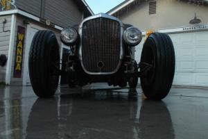 1936 CHEVY RAT ROD TRUCK