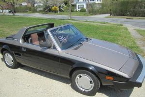 1986 Fiat Bertone X1/9