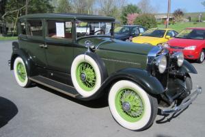 1929 LINCOLN MODEL 173B  PRESIDENT TAFTS CAR
