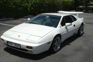 1989 Turbo. 22800 miles. White on white Photo
