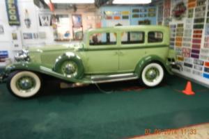 """1932 Chrysler Imperial Model """"CH"""" 4 dr. Sedan"""
