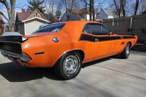 70 Challenger T/A 66,716 original mile survivor