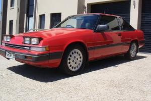 Mazda 929 Original 2 0L Turbo Coupe Rare 5SPEED Manual NO Reserve