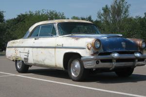1953 Mercury 2 door hardtop ratrod v8/auto