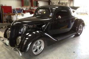 36 Ford  3 Window Coupe