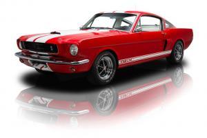 Frame Up Built Mustang Pro Touring 5.0L EFI V8 5 Speed