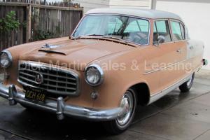 1955 Hudson Rambler Custom Farina Sedan