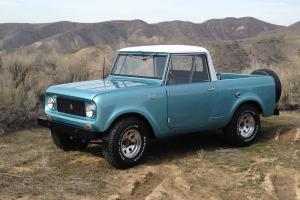 1962 International Scout 80 Truck Photo