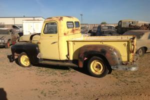 1954 International pickup