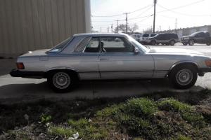 1980 Mercedes Benz 450SLC 450 SLC W107 Coupe. Very clean
