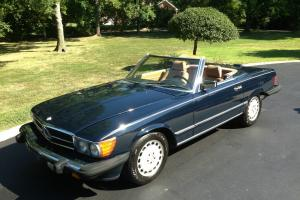 1988 Sl560 Incredibly Clean, Rust Free Drives Superb Free Shipping to your Door!