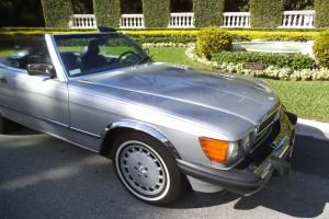 STUNNING 1986 560 SL PALM BEACH COLLECTOR