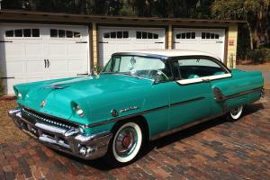 Beautiful Restored 1955 Mercury Montclair (55 56 Crown Victoria Ford features)