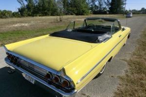 1961 Mercury Monterey 2 owner !