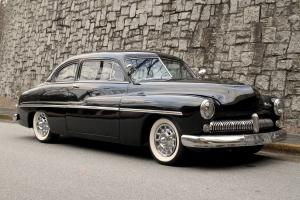 1949 Mercury, Mild Custom, Flathead, Lead Sled, 5-spd
