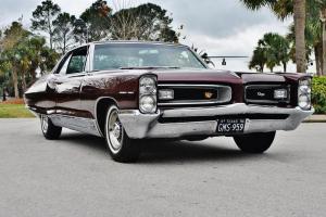 Best in U.S just 1 owner 1966 Pontiac Grand Prix loaded 8 lug folks you must see