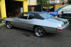 "1971 Pontiac Lemans classic car restored 20"" asantis wheels big block"