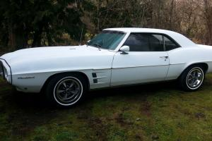 1969 Pontiac Firebird 350 2bbl 350 auto