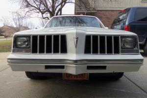 Pontiac Grand Am Coupe 1979 - 455! Extremely Rare Professionally Done