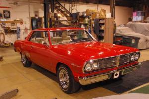 Super Rare 1965 Pontiac Acadian Beaumont Sport Deluxe