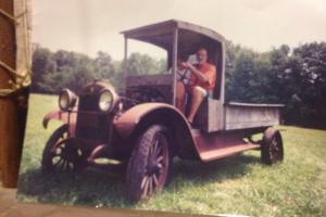 1919 reo truck/ schoolbus