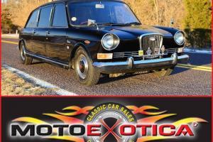 1967 WOLSELEY SIX LIMOUSINE-RESTORED IN UK-I6 ENGINE-AZ TITLE-CUSTOM LIMOUSINE