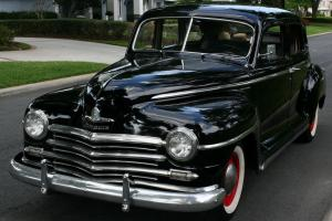 MOSTLY ORIGINAL ENTRY LEVEL CLASSIC-1948 Plymouth Special Deluxe Sedan