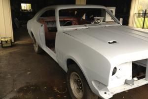 HG GTS 1970 Monaro Coupe 80837 V8 Shell ALL Tags