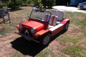 Mini Moke 1977