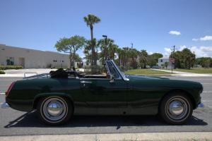 1968 Austin Healey Sprite MK IV 1.3L