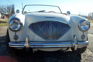 1956 AUSTIN HEALEY 100-4 BN2.   FRAME OFF RESTORATION