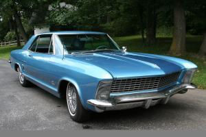 Unique 1963/1965 Buick Riviera
