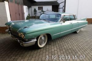 1960 Cadillac Flat Top, very nice and rare in this original Condition