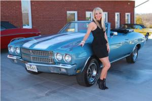 1970 Chevy Chevelle Convertible PS PDB 350/350 Power Top Fresh Resto SS Wheels