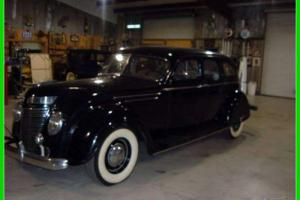 1937 Chrysler Airflow C17 3 Speed Manual Restored TEXAS