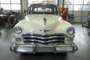 1950 Chrysler Traveler