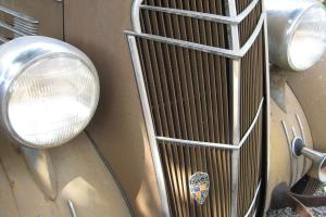 1935 De Soto Rumble Seat Coupe Rarer than Dodge, Plymouth or Chrysler