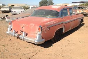 1955 Desoto 4 door