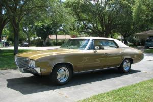 1970 Buick Skylark Custom Hardtop 4-Door 5.7L